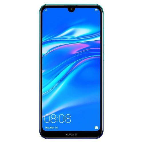 Huawei Y7 2019 Azul Tienda - Envios - Sellado