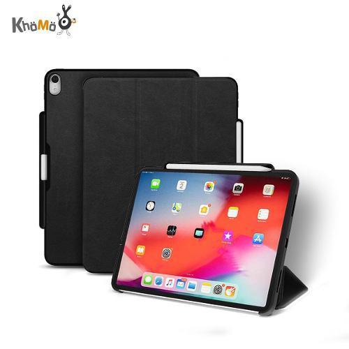 Smart Case @ iPad Pro 12.9 2018 Funda Estuche De Cuero Usa