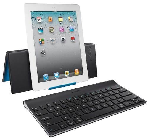Teclado Portable Logitech iPad Pro 11 Mini 2 3 4 5 Air 10.5