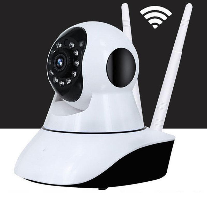 Cámara De Vigilancia Ip Xp Wifi Vision Nocturna