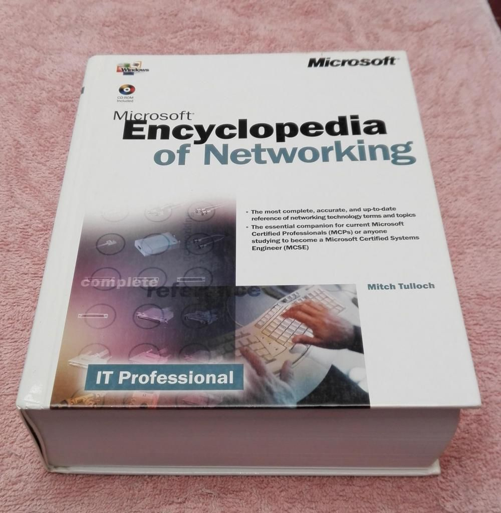 Enciclopedia de Redes de Microsoft