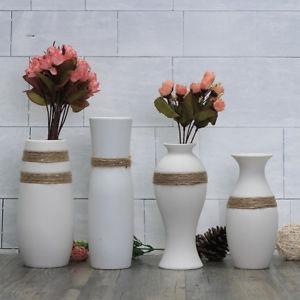 Florero De Porcelana De Ceramica Moderno Minimalista Oficina