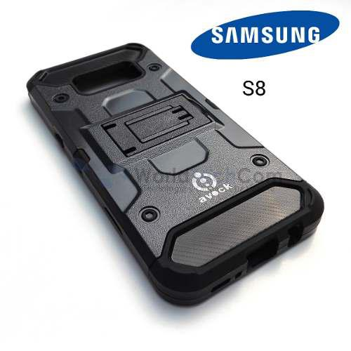 Case Armor Samsung Galaxy S8 Carcasa Funda Parante Protector