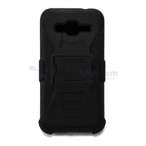 Case Armor Samsung J2 Parante Gancho Carcasa Protector Funda