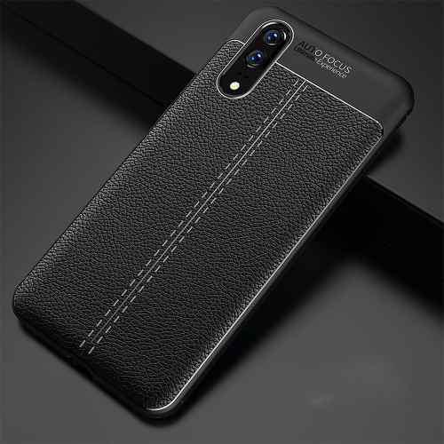 Huawei Case Premium Tpu Tipo Cuero P20 Lite Pro Protector