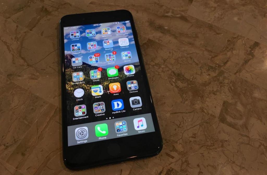 IPhone 7 Plus 32GB LIBERADO DE FABRICA