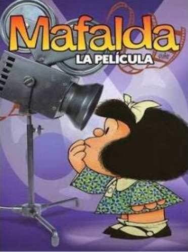 Mafalda La Película En Mp4 + Colección De 14 Libros En Pdf