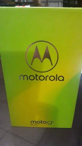 Moto G6 Plus 64 Gb Expandible + Caja