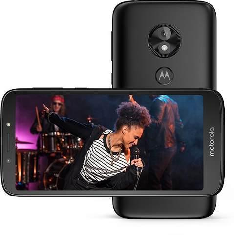 Motorola E5 Play Nuevo Sellado 100% Original