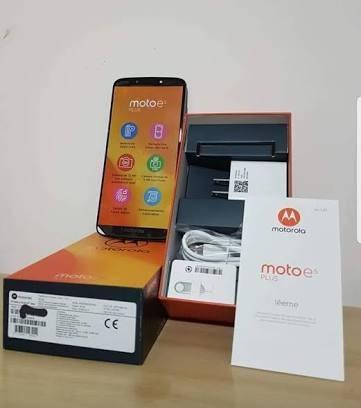 Motorola E5 Plus (nuevo En Caja)