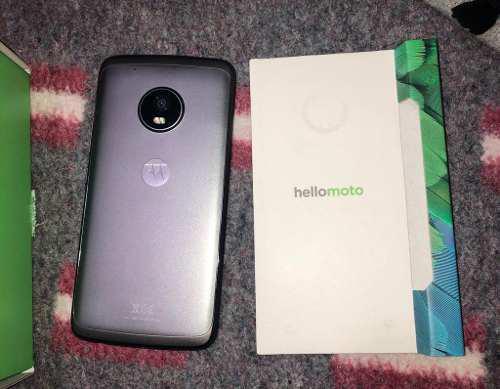 Motorola G5 Plus Xt1680, Plateado Nuevo, 32gb, 2.0 Ghz