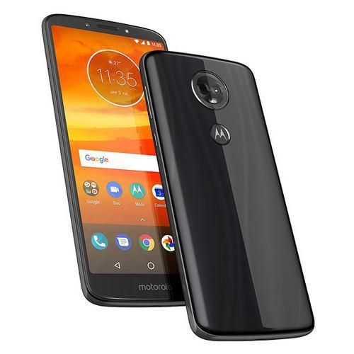 Motorola Moto E5 Plus Tft 6,2ram 16rom Negro 5000 Mha Tienda