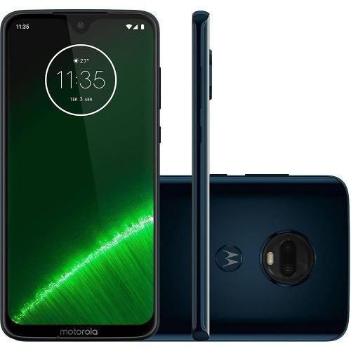 Motorola Moto G7 Plus 64gb Libres 4gb Ram Nuevos 4g Sellados