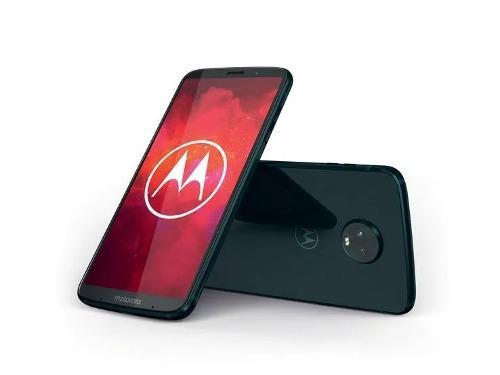Motorola Moto Z3 Play Nuevo Y Sellado Mas Garantía