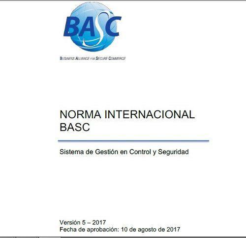 Norma Basc Y Estándares - Versión 05 - 2017 (última