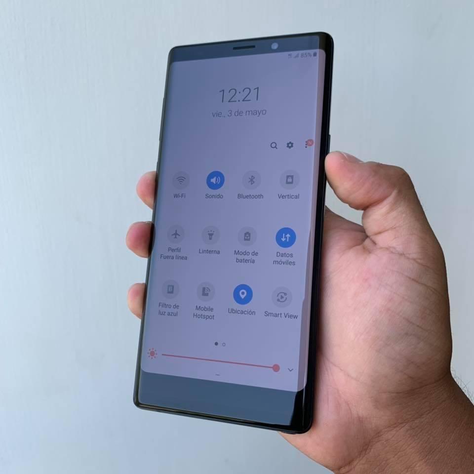 Samsung Galaxy Note 9 Libre