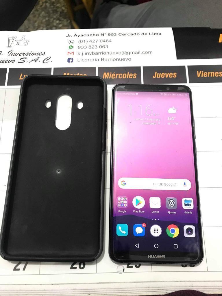 Vendo O Cambio Huawei Mate 10 Pro 6ram