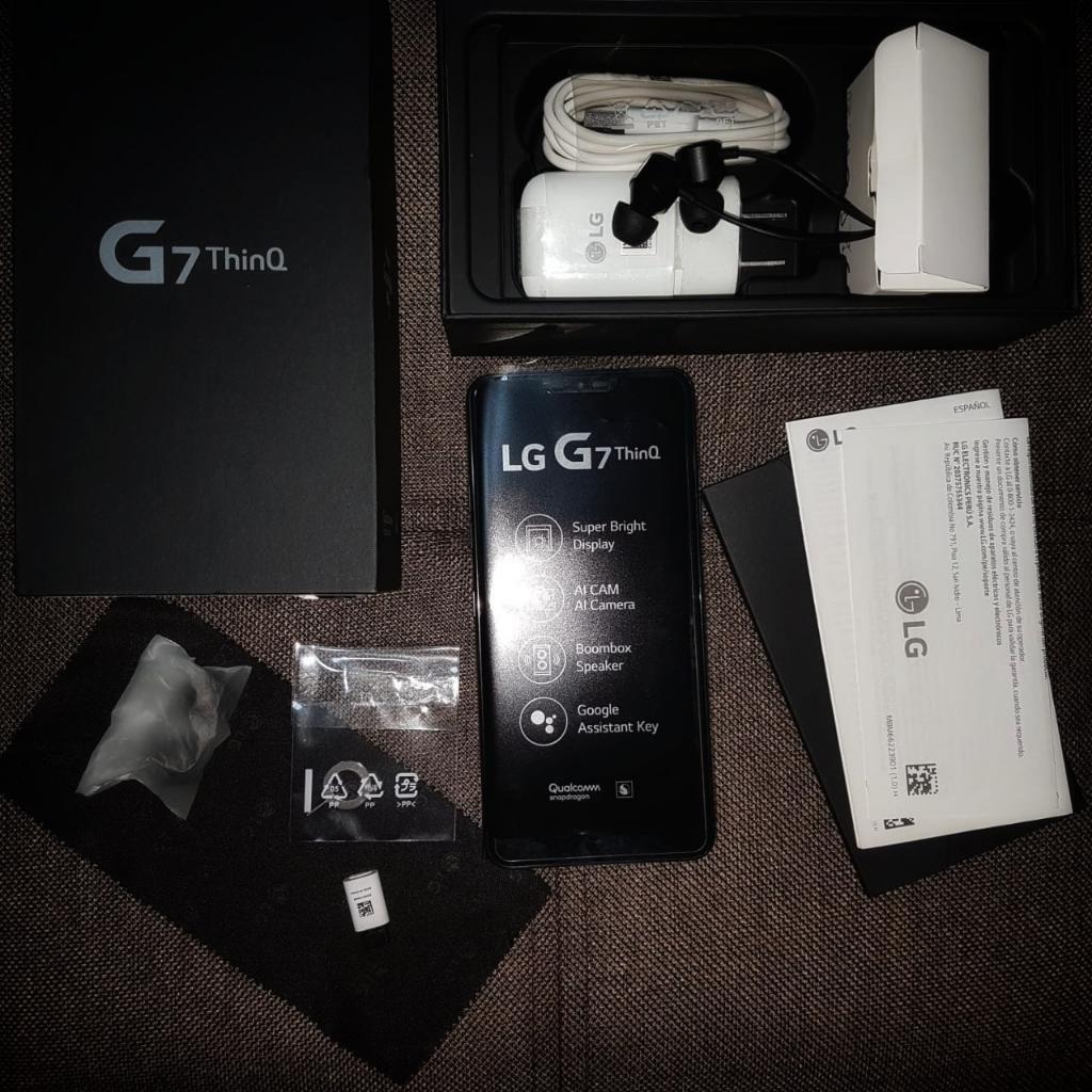Vendo O Cambio Lg G7 Thinq