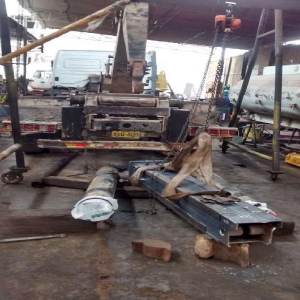 Descuento reparación de maquinaria pesada en Lima