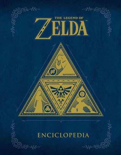 Libro The Legend Of Zelda Enciclopedia - Norma Editorial