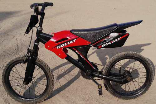 Bicicleta Moto Cross Para Niños - Oferta !!