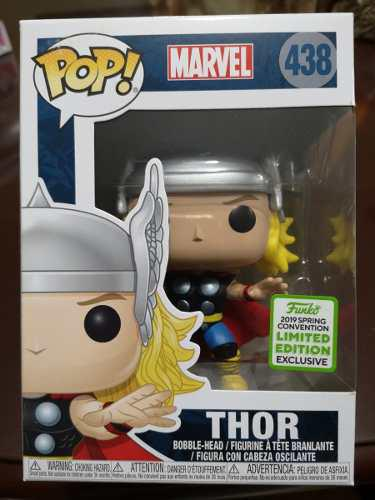 Funko Pop! Thor Nro 438 Original