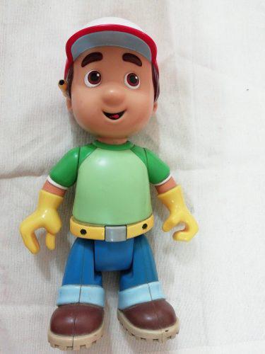 Juguete Interactivo Para Niños Handy Manny Y Herramientas