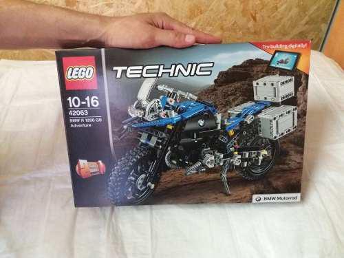 Lego Technic - Bmw R 1200 Gs Aventura