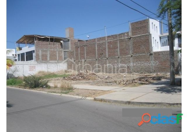 VENTA DE TERRENO EN LOS COCOS DEL CHIPE PIURA AREA 326 M2
