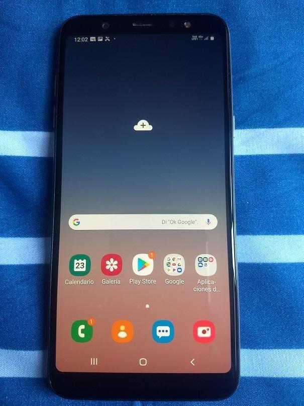Samsung Galaxy A6 Plus Duo 32gb 3ram 6pulg Imei Original