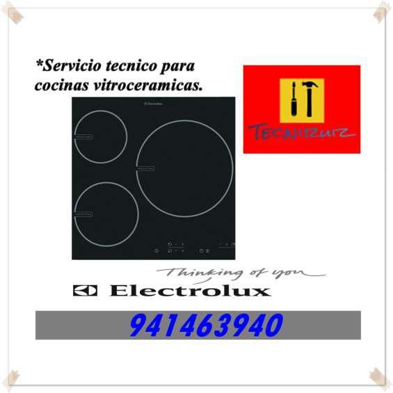 941463940 electrolux cocinas vitroceramicas mantenimiento y