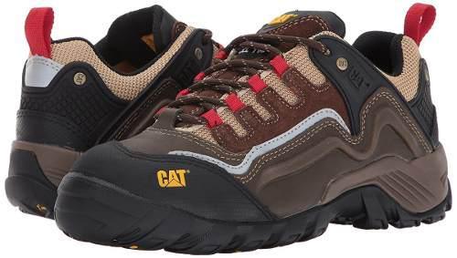 Caterpillar Zapatos Industriales Punta Acero P90840 Marron