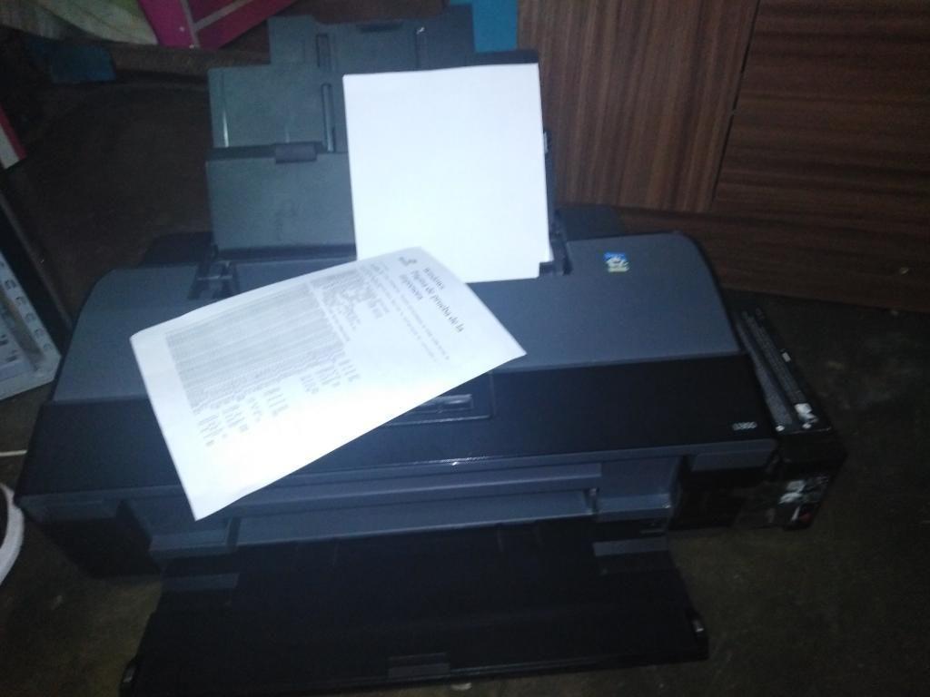 Impresora Epson L Sistema con A3 A4