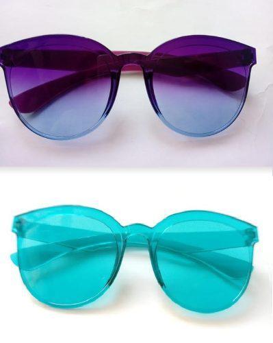 Lentes De Sol!!!! Estilo Retro Sunglasses Redondos