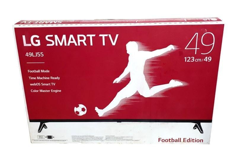REMATE: SMART TV LG DE 49 FHD SEMI NUEVO EN CAJA