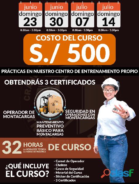 TRES CURSOS A PRECIO DE UNO¡¡¡¡¡ (981341207)