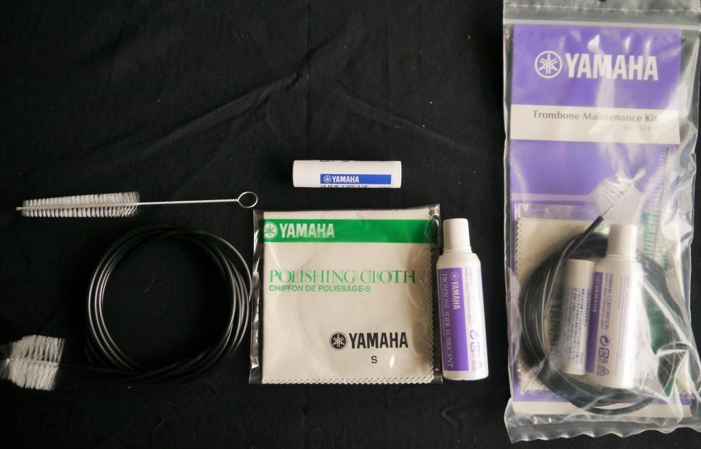Kit de Limpieza Yamaha para trombón