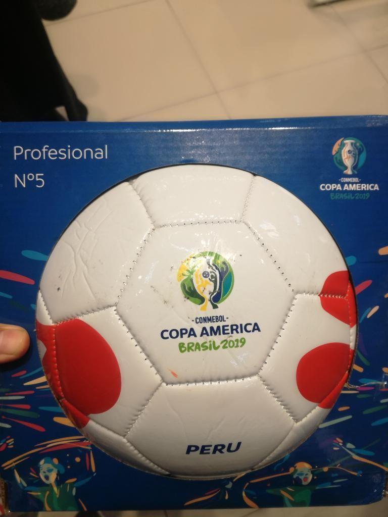 Pelota Copa America Brasil