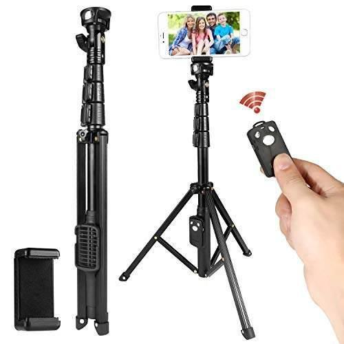 Selfie Stick Telefono Camara Tripode Control iPhone Android