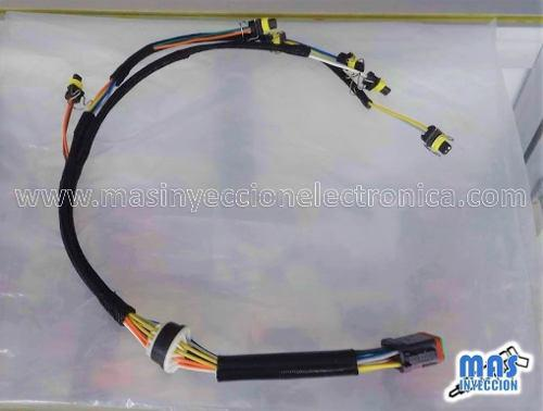 Arnes Electrico Inyectores Caterpillar Motor C7 2225917