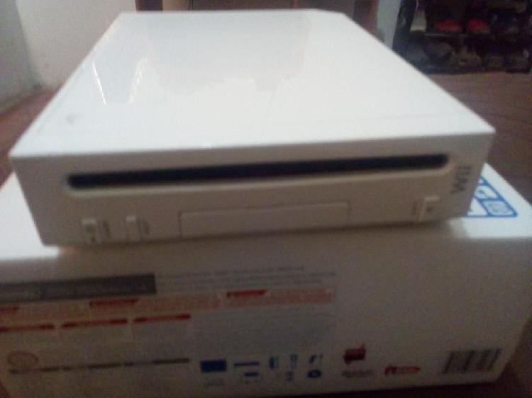 Vendo Nintendo Wii en Caja