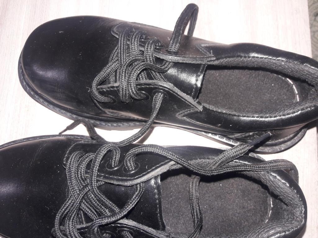 Zapatos de Seguridad Punta Acero