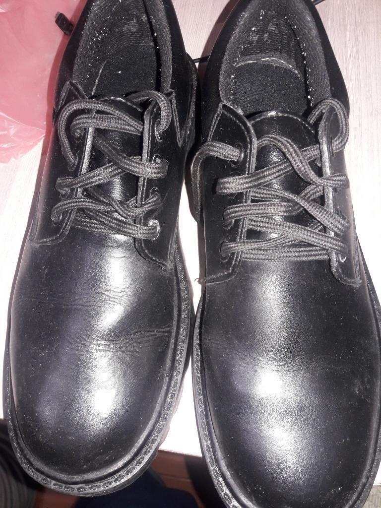Zapatos de Seguridad Punta D Acero