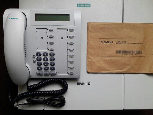 Central Telefónica Siemens Hipath 1150 Nuevo Para 40 Anexos