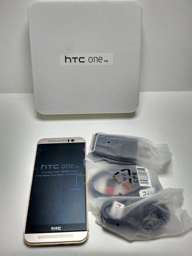 Htc One M9 32 Gb 3 Gb Ram 4g Lte Nuevo En Caja Libre Fabr