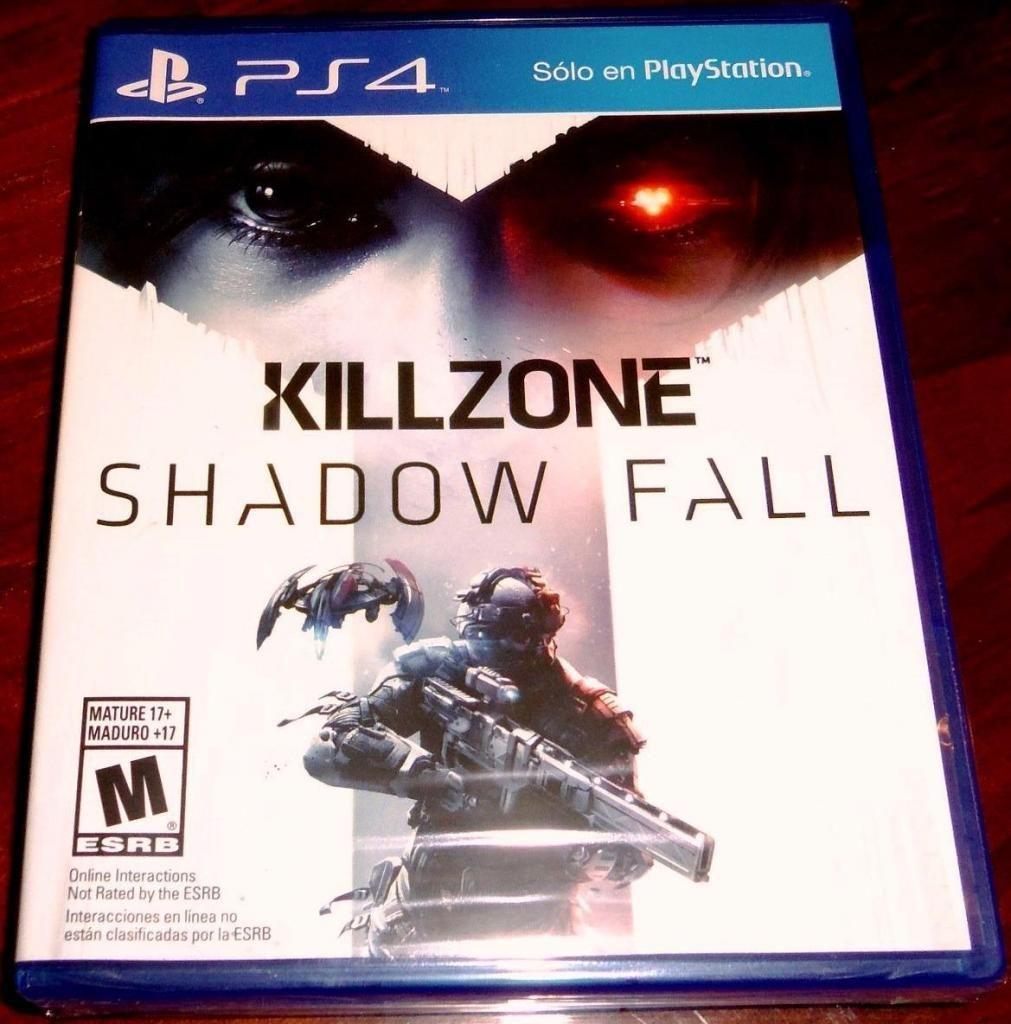 Killzone Shadow Fall Ps4 Juego Ps4
