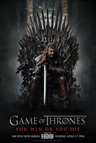 8 Temporadas Game Of Thrones / Juego De Tronos Full Hd 1080p