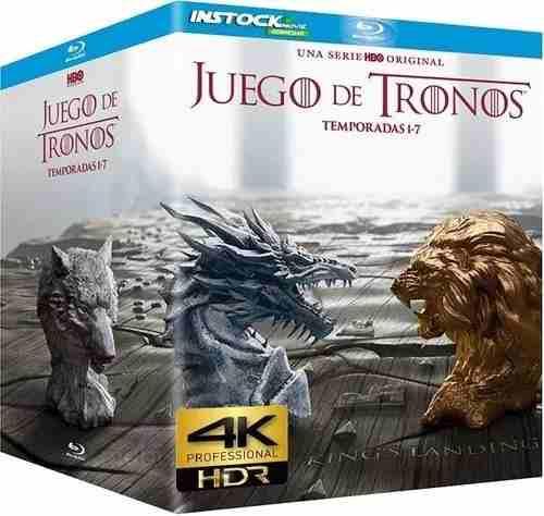 Game Of Thrones Desde La Temporada 1 A La 8 Full Hd 1080p