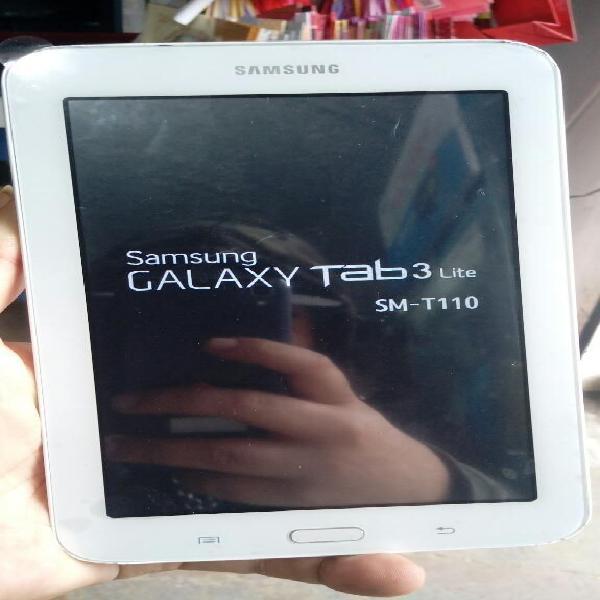 Vendo Tablet Samsung Tab 3 Lite S/