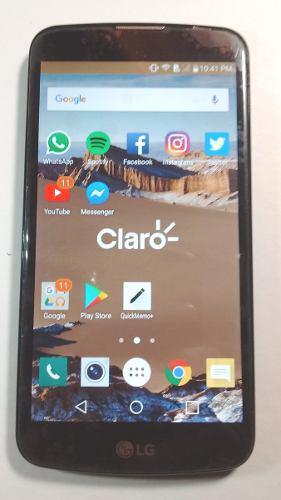 Celular Lg K10 Lte K430t 16gb Libre Operador